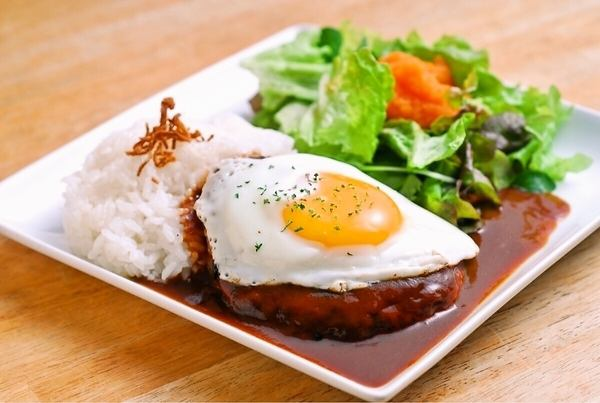 遅めのランチ会〜美味しい手ごねハンバーグ食べよう〜