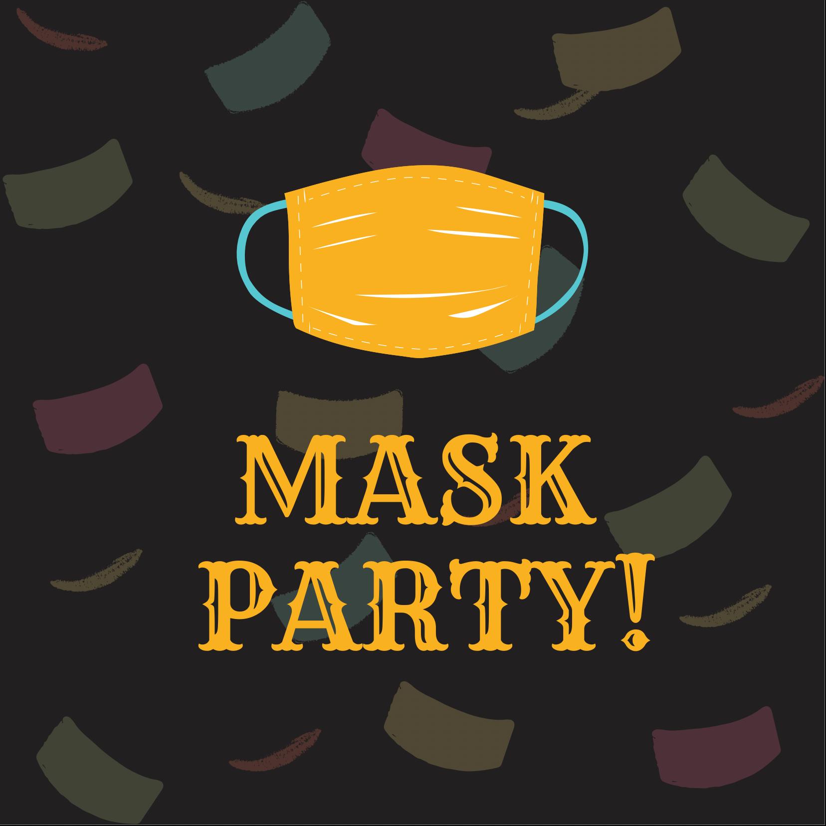 【渋谷】飲み放題マスクパーティー【まきはるマスクレード】