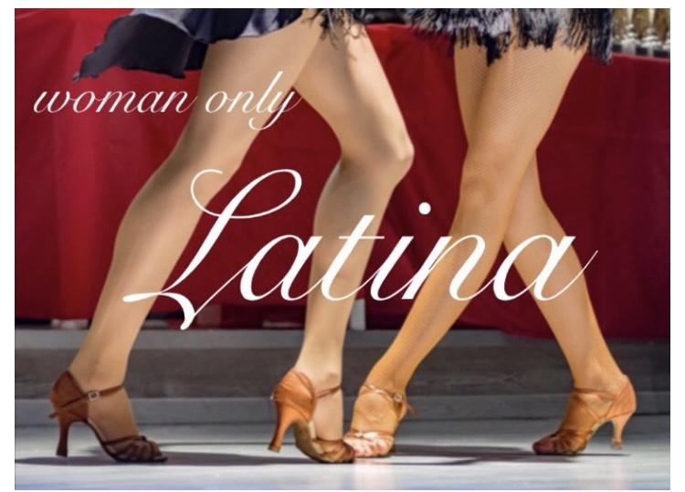 女性同士のペアダンスオフ会♪初心者歓迎🔰