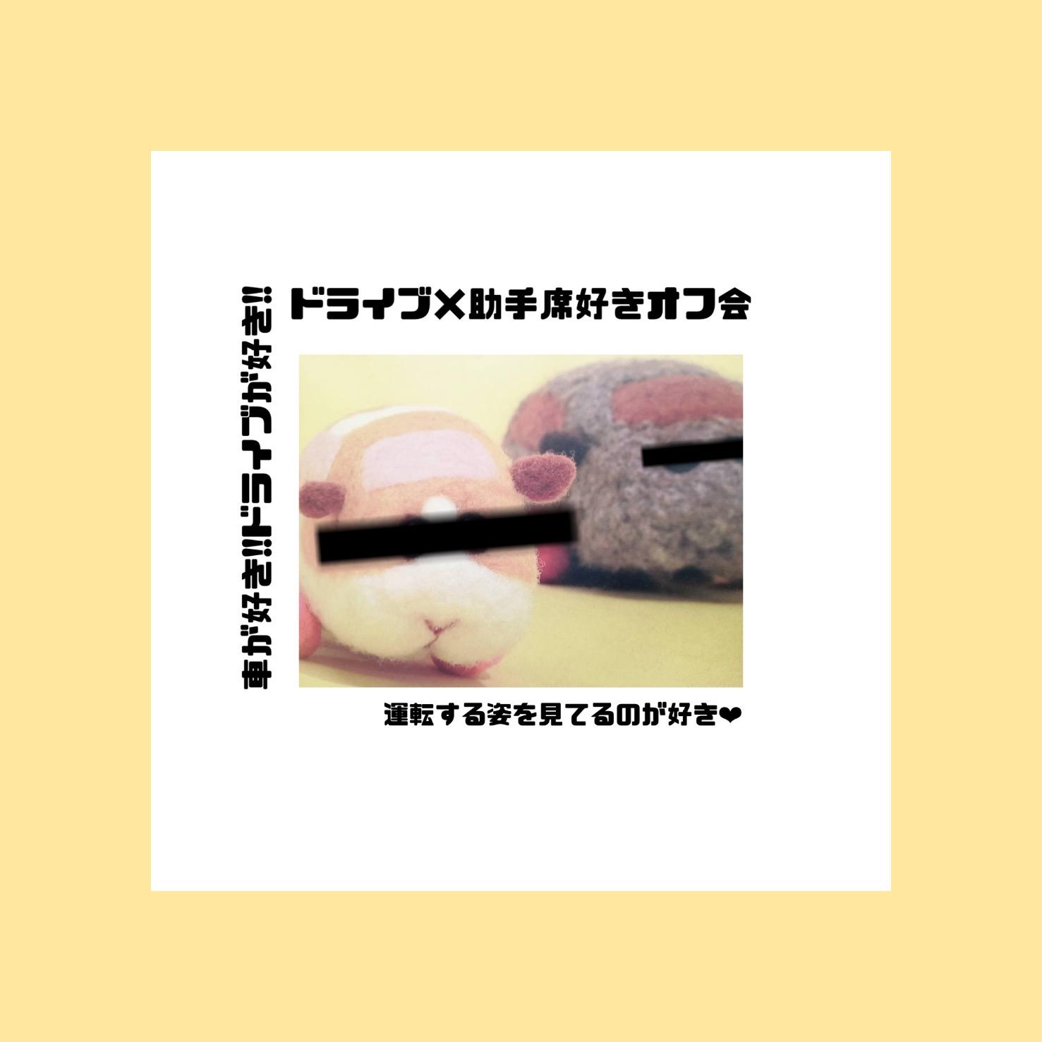 【湘南🐠片瀬江ノ島】ドライブ×助手席好きオフ会👥✨